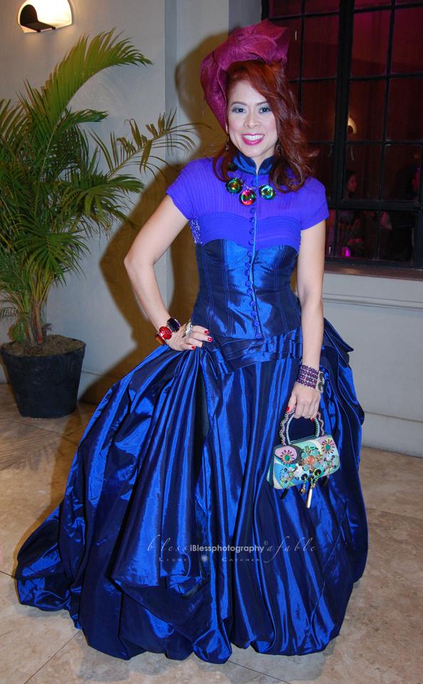 Flamboyant outfit / Tessa Rufino Prieto-Valdes