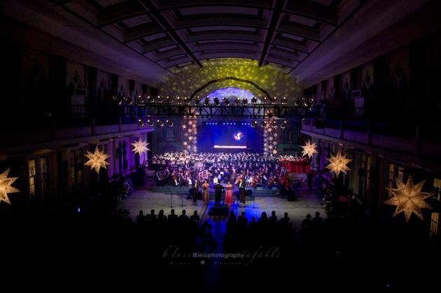 Sto. Thomas University Christmas Lighting Gala