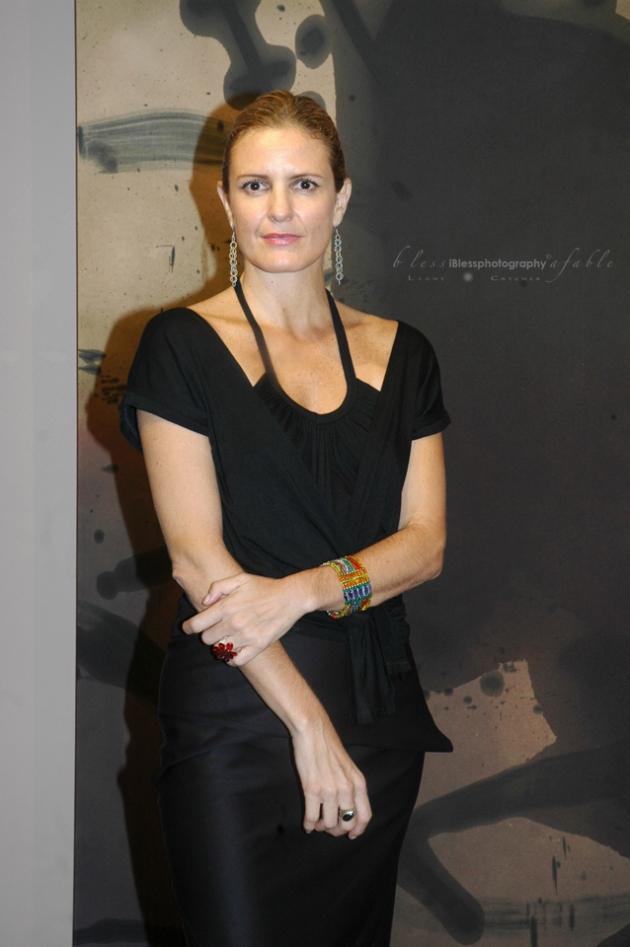 Ines Somellera / Julian Schnabel Exhibit