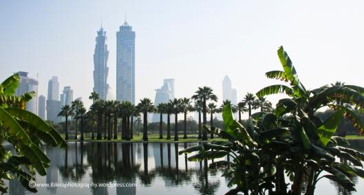 JW Marriot Marquis Hotel Dubai