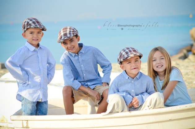 Dubai Family Portrait Photographer