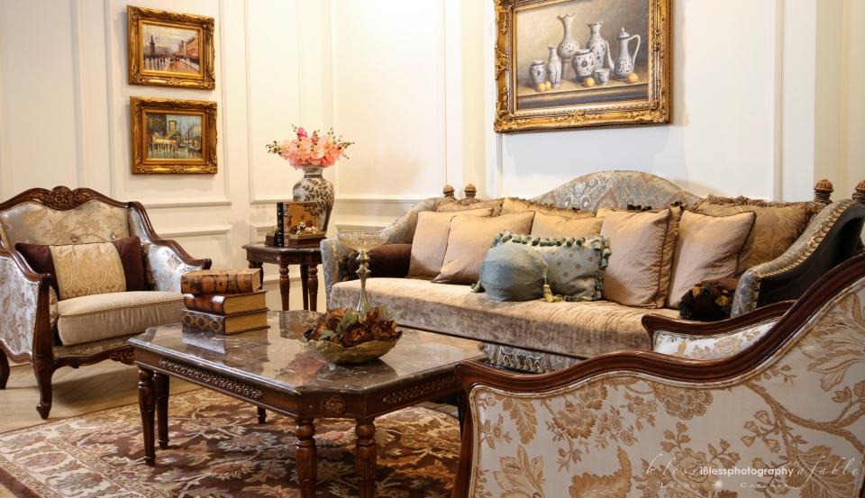 Classic living room 1