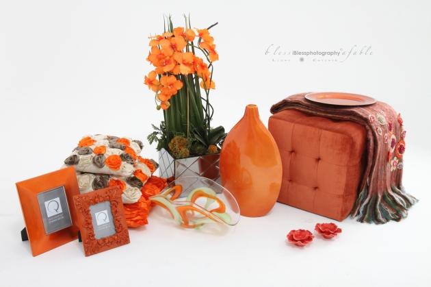 Product Orange Collection