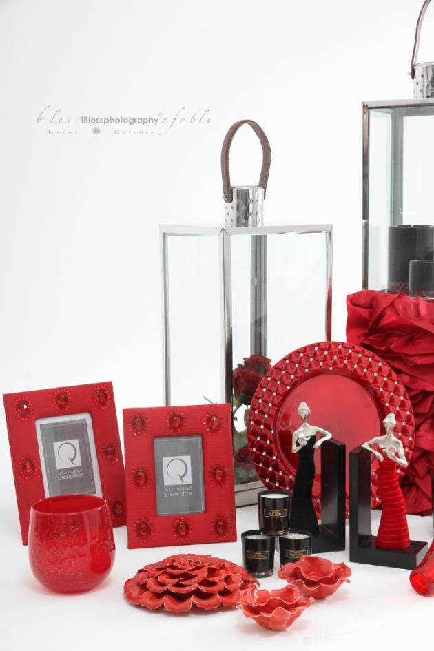 Red Diva Accessories