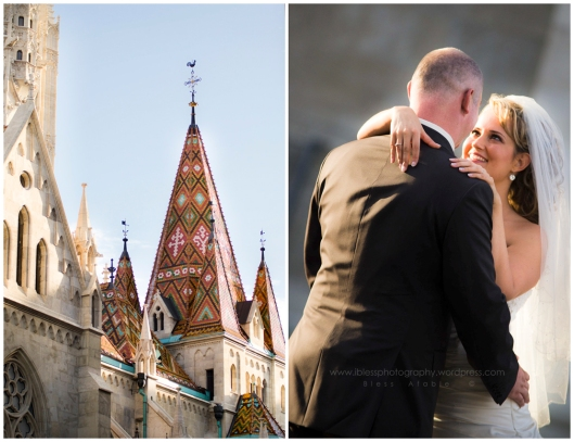 Budapest Hungary Wedding