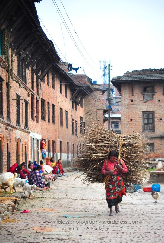 Bungamati,Nepal