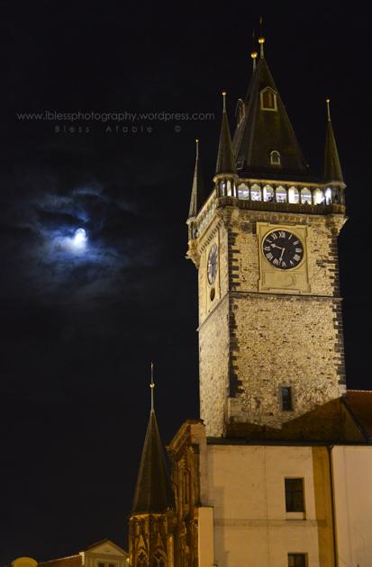 Prague C R