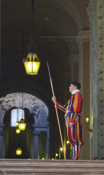 Vatican Rome I