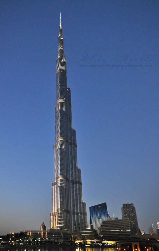 Burj Khalifa Dusk copy