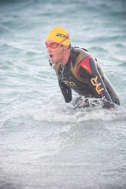 Challenge Dubai 2015 Triathlon 1