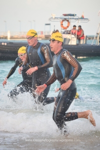 Martin Jensen Triathlon Dubai