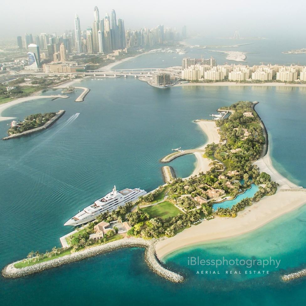 Logo Island Dubai
