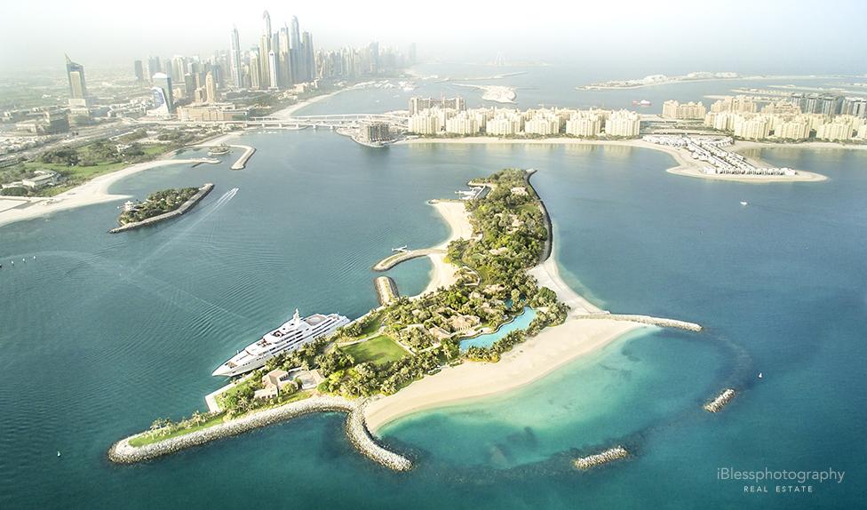 Logo Island Dubai iBlessphotography